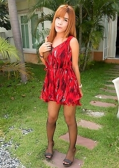 Asian Transsexual Naomi