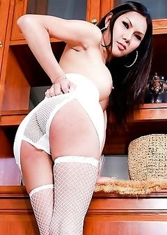 Asian Transsexual Polla