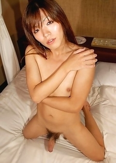 Asian Transsexual At