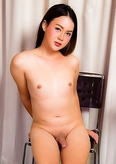 Asian Transsexual Blossom