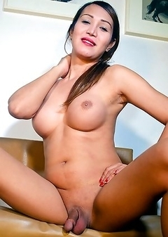 Asian Transsexual Lulay Abbie